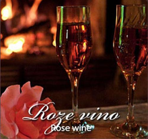 Roze vino